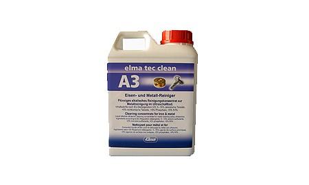 محلول التراسونیک Elma Tec Clean A3